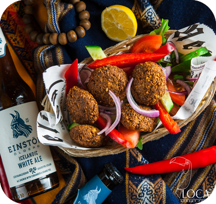 Best Falafel in Tallinn